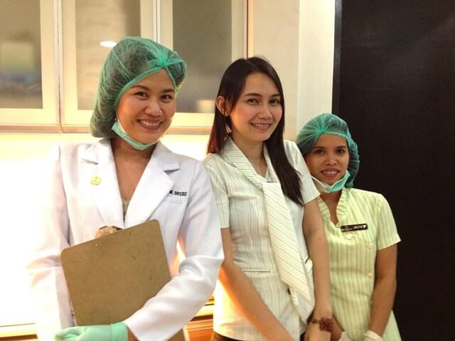 フィリピンの医者