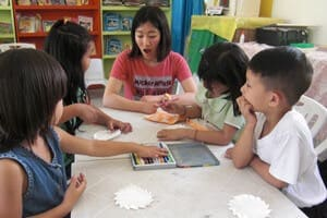 幼稚園 保育園ボランティア