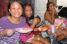 フィリピン人の幸せ