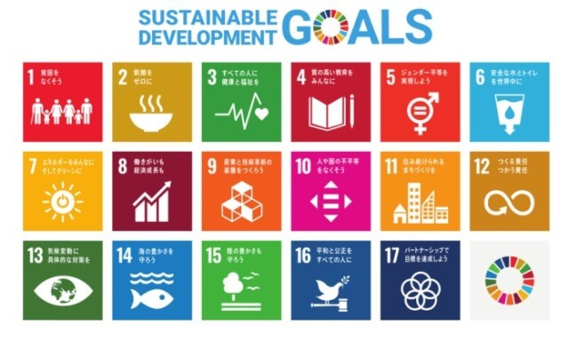 SDGsの目標
